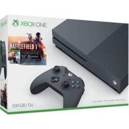 Xbox One S Batelfield Editon