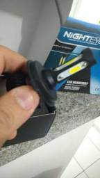 Kit Farol Super Led