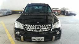 Mercedes Ml 500 vale a pena conferir - 2007