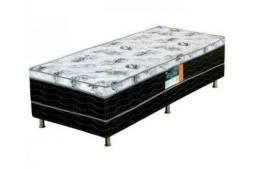 Cama Box Solteiro 7 cm de Espuma *NOVO* 99618-7084 Arthur