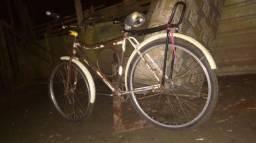 Bicicleta monark estilo rat lok (ferrugem)