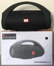 Caixa de Som JBL Mini Boombox Bluetooth/Pen drive