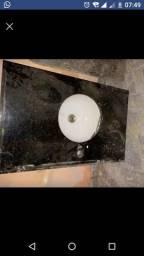 Pia de Banheiro de Granizo
