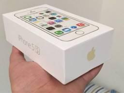 CAIXA iPhone 5s dourado 32gb
