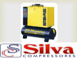 Compressor parafuso 10 HP Barbada
