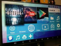 Tv Box Android com Jogos