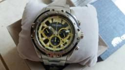 Relógio Orient Prata Masculino