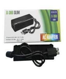 Fonte Carregador Para Video Game Xbox-360 Bivolt Kpw013 Knup