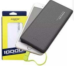 (Promoção) Bateria Portatil Pineng Original 10.000mHa