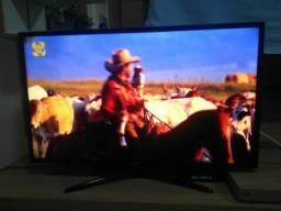 """TV 40"""" smart Leia aceito cartão 99908-3707"""
