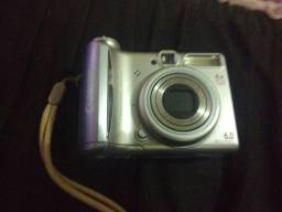 Camera canon 6.0 mp