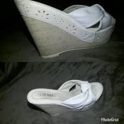 Sapatos : Bota, Muller, plataforma, saltinho sandalias