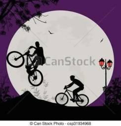 Vaga para entregador ciclista .