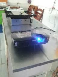 Vendo retro-projetor ou troco por TV de 32 polegadas
