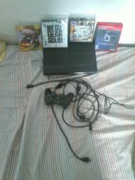 Playstation 3 + 4 Jogos