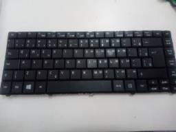Teclado Original Notebook Acer Aezqz601110 4339 4349 4736 4739 4749 E1-421 E1-431 E1-471 Ç