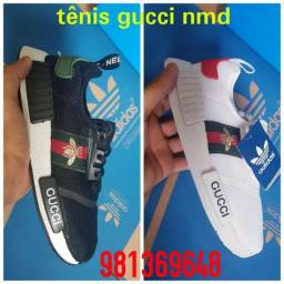 Promoção tênis gucci nmd