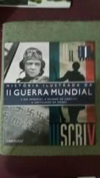 Livro Segunda Guerra Volume 1