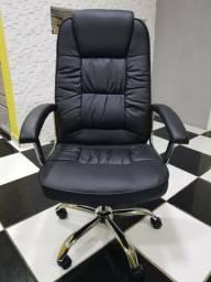 Cadeiras Giratórias Novas na Caixa