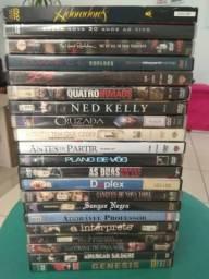 21 DVD's originais