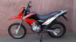 Honda Nxr Bros 125 ES - 2014