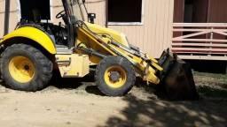 Vendo uma máquina retrô escavadeira lb90