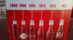 Garrafas Históricas da Coca-Cola