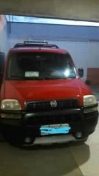 Fiat Doblo 1.8 Aventure - 2009