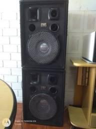 Caixas acústicas pnp selenium jbl passivas 3 xCartao
