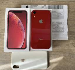 IPHONE XR 64 RED/4 MESES