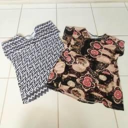 Venda de roupas e decoração