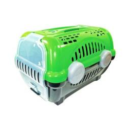Caixa de Transporte Luxo N. 1 Verde - Furacão pet