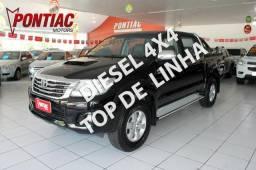 Toyota Hilux Diesel CD Srv 4X4 3.0 2014 - 2014