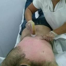 Depilação e tratamento para dores masculino são Paulo zl