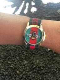 d2e3ff8dbf6 Relógio Gucci Importado Abelha promoção