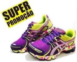 0d95ecf47117e Super Oferta tênis ASICS gel importado MEGA confortável