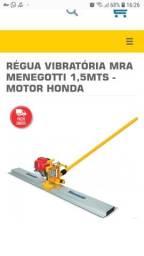 Régua vibratória menegotti motor honda