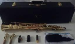 Sax soprano Eagle SP 502, usado comprar usado  Rio de Janeiro
