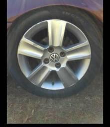 Rodas aro 15 cross pneus zerados