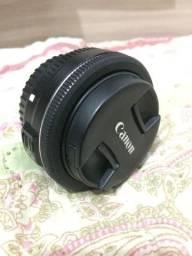 Lente Cânon 24mm 2.8
