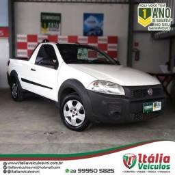 Fiat Strada CS 1.4 Fire 2014/14 - Garantia 01 Ano - 2014