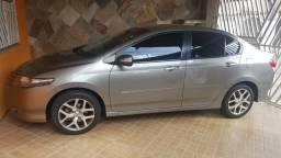 Honda City Modelo EX Automático - 2011 - 2011