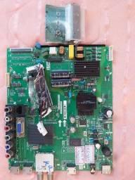 Placa principal tv led 32 semp l32d2900