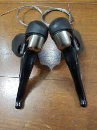Sti Shimano 105 trocadores ergopower 2x10