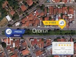 Prédio à venda, 360 m² por R$ 250.000,00 - Cidade Vera Cruz - Aparecida de Goiânia/GO