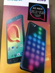 Celular Alcatel A5 Max Led 32Gb
