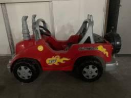 Caminhão de bombeiro carrinho infantil
