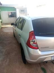 Renault Sandero 1.6 8v 2011 completo