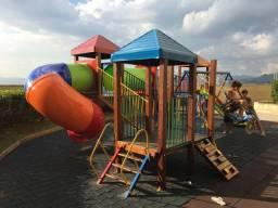 Playgrounds casinhas do Tarzan completas