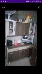 Gabinete com armário